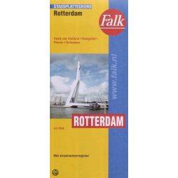 Rotterdam térkép Falk 1:13 500