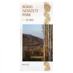 Bükki Nemzeti Park térkép Paulus 1:50 000