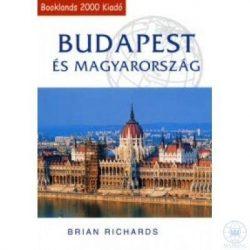 Budapest és Magyarország útikönyv Booklands 2000 kiadó