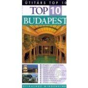 Budapest útikönyv Top 10 Panemex kiadó
