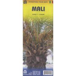 Mali térkép ITM 2011 1:7 000 000