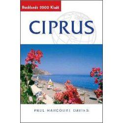 Ciprus útikönyv Booklands 2000 kiadó  2005