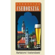 Csehország útikönyv Sörmentén Hibernia kiadó, Hibernia Nova Kft. 2008