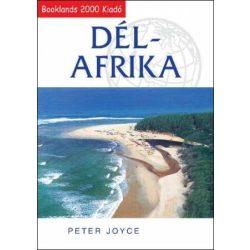 Dél-Afrika útikönyv Booklands 2000 kiadó
