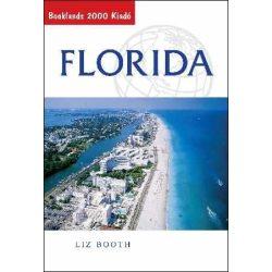 Florida útikönyv Booklands 2000 kiadó 2013