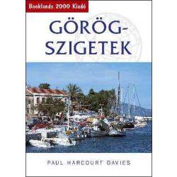Görög szigetek útikönyv Booklands 2000 kiadó