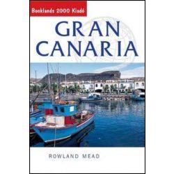 Gran Canaria útikönyv Booklands 2000 kiadó