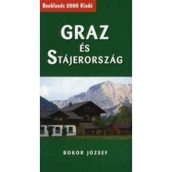 Graz és Stájerország útikönyv Booklands 2000 kiadó  2009