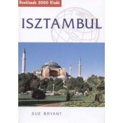 Isztambul útikönyv Booklands 2000 kiadó