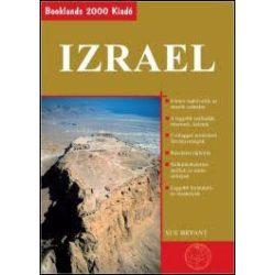 Izrael útikönyv Booklands 2000 kiadó