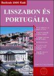 Lisszabon útikönyv, Lisszabon és Portugália útikönyv Booklands 2000 kiadó  2016