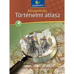 CR-0082 Középiskolai történelmi atlasz Cartographia Tankönyvkiadó