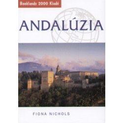 Andalúzia útikönyv Booklands 2000 kiadó