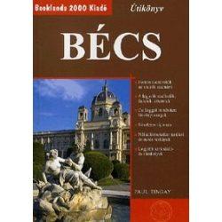 Bécs  útikönyv Booklands 2000 kiadó 2010