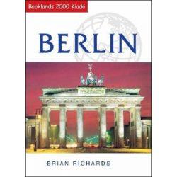 Berlin útikönyv Booklands 2000 kiadó