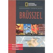 Brüsszel útikönyv National Geographic 2008