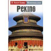Peking útikönyv Nyitott Szemmel, Kossuth kiadó