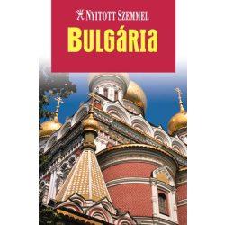 Bulgária útikönyv Nyitott Szemmel, Kossuth kiadó 2011