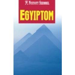 Egyiptom útikönyv Nyitott Szemmel, Kossuth kiadó