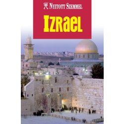 Izrael útikönyv Nyitott Szemmel 2015
