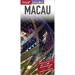 Makaó térkép Insight 1:10 000