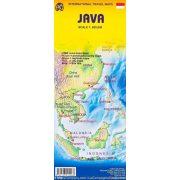 Jáva térkép ITM 2010 1:600 000