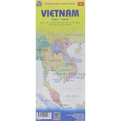 Vietnam térkép ITM 2012 1:1 250 000
