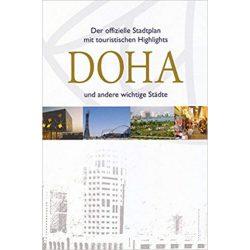 Doha térkép Huber
