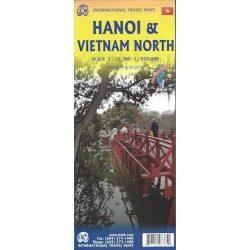 Hanoi térkép ITM 1:18 000