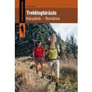 Trekkingtúrázás Kárpátok-Románia könyv Cser  2013