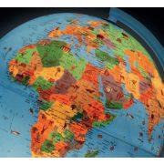 Földgömb gyerekeknek, állatvilág tematikás gyerek világító földgömb 30 cm