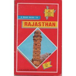 Rajasthan térkép és útikönyv angolul, Rajasthan várostérkép TTK Maps