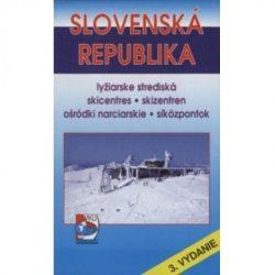 Szlovákia sítérkép VKÚ 1:50 000