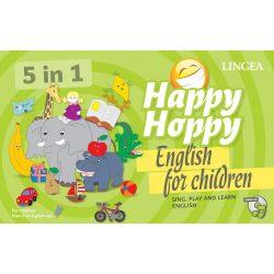 Happy Hoppy Társasjáték