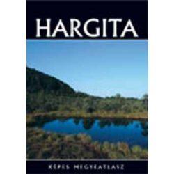 Hargita könyv Képes Megyeatlasz  2005  Hibernia Nova Kiadó