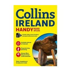 Írország atlasz Collins