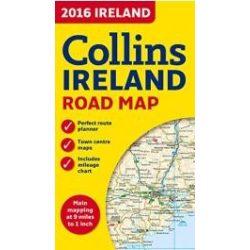 Írország térkép Collins 1:570 000