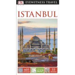 Istanbul Isztambul útikönyv DK Eyewitness Guide  angol 2016