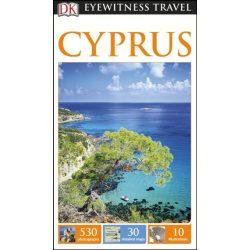 Ciprus útikönyv Cyprus DK Eyewitness Guide, angol 2016