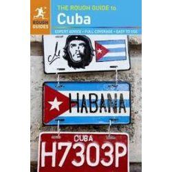 Rough Guide Kuba Cuba útikönyv 2016