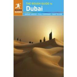 Rough Guide Dubai útikönyv  2016