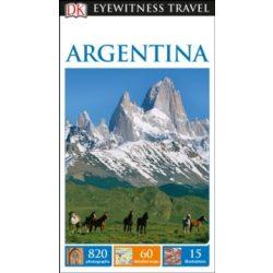 Argentína útikönyv Argentina DK Eyewitness Guide, angol 2016