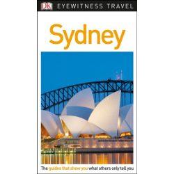 Sydney útikönyv DK Eyewitness Guide, angol 2017
