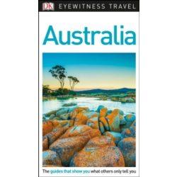 Australia útikönyv DK Eyewitness Travel Guide angol 2017