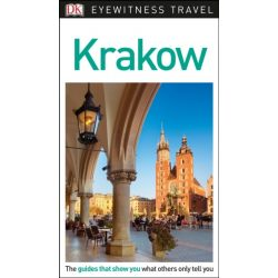 Krakow Krakkó útikönyv DK Eyewitness Guide, angol 2018