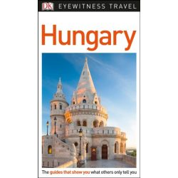 Hungary útikönyv DK Eyewitness Guide  2018  Magyarország útikönyv angol