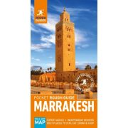 Rough Guide Pocket Marrakesh útikönyv, angol 2018