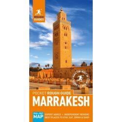 Rough Guide Pocket Marrakesh útikönyv, angol 2018