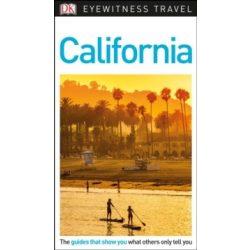 California útikönyv DK Eyewitness Travel Guide angol 2018
