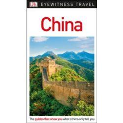 China útikönyv DK Eyewitness Travel Guide angol 2018